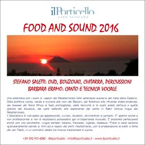 Food & Sound 2016